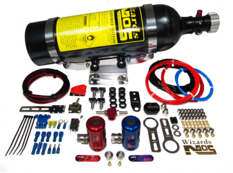 wizards of nos wet nitrous system