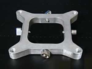 Nitrous Carb Plate