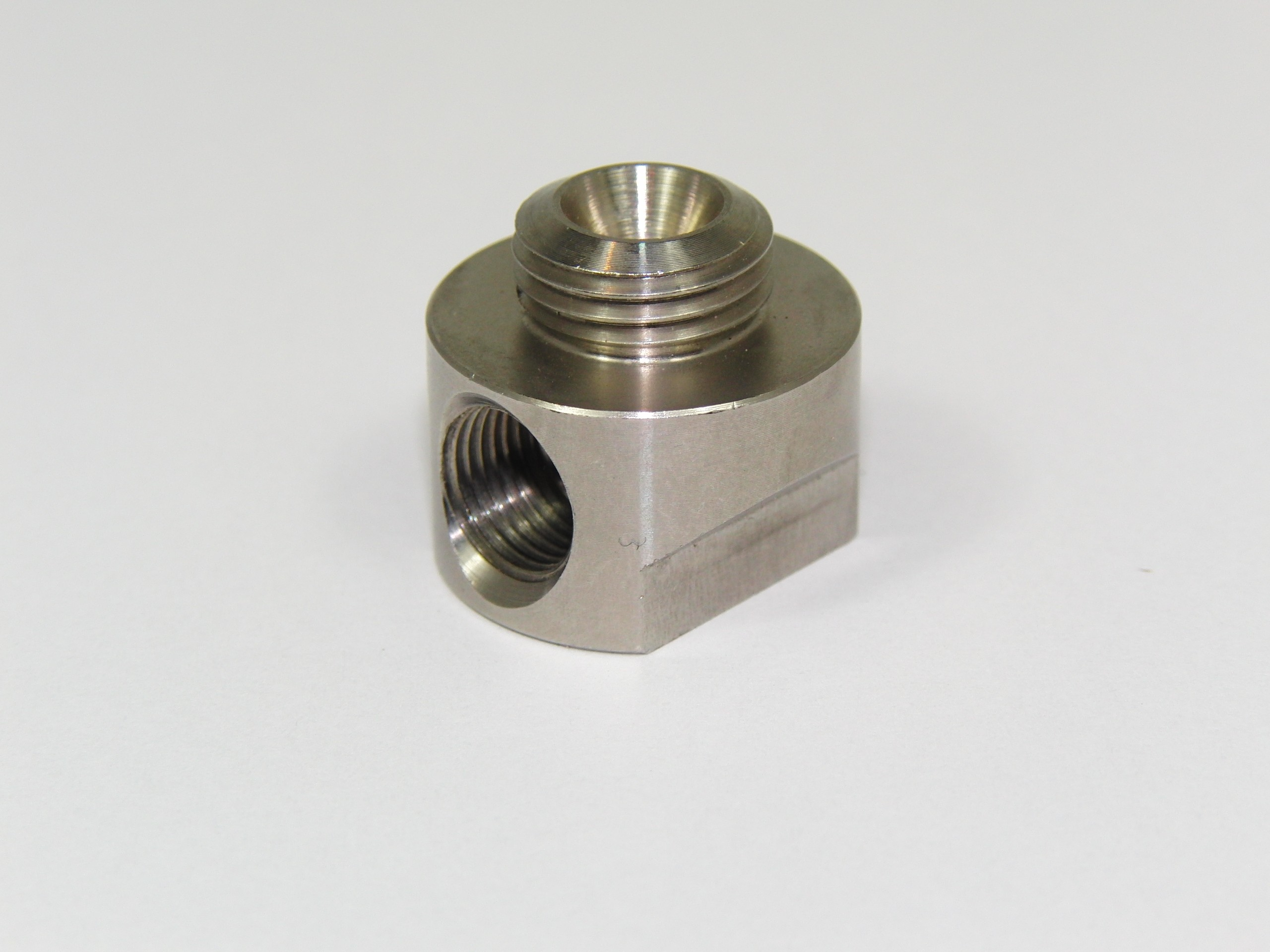 Nitrous SPRV Port Adapter