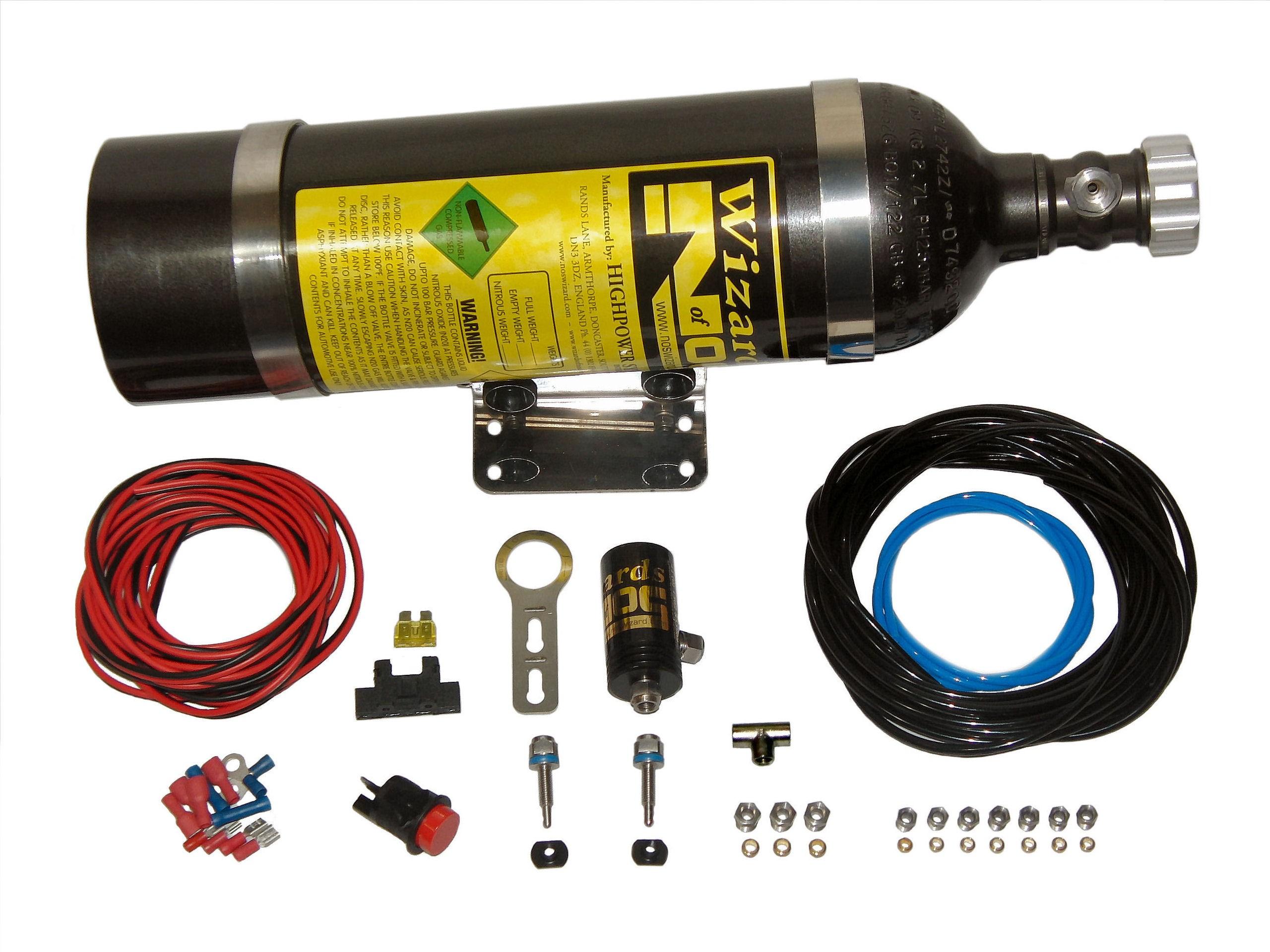 CO2 2 Injector Dummy Purge Kit