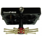 Black Widow Spider Nitrous Plate 4500
