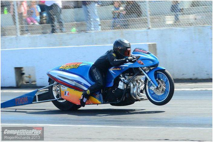 Jerry Cooper Pro Mod Bike