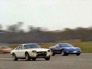 Top Gear Nitrous Jag