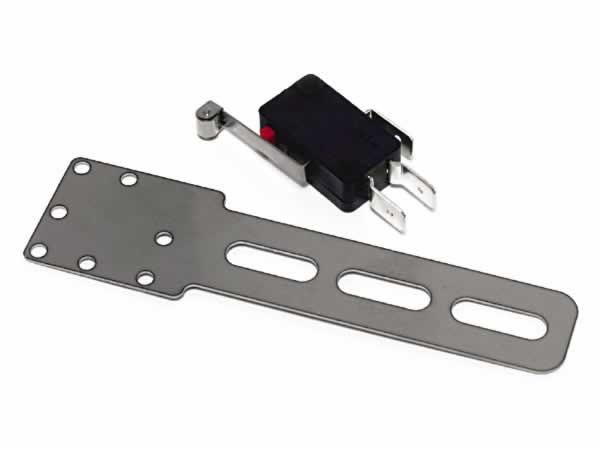 Microswitch w/ Mounting Plate