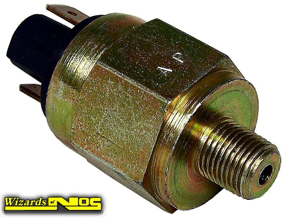 Boost pressure switch