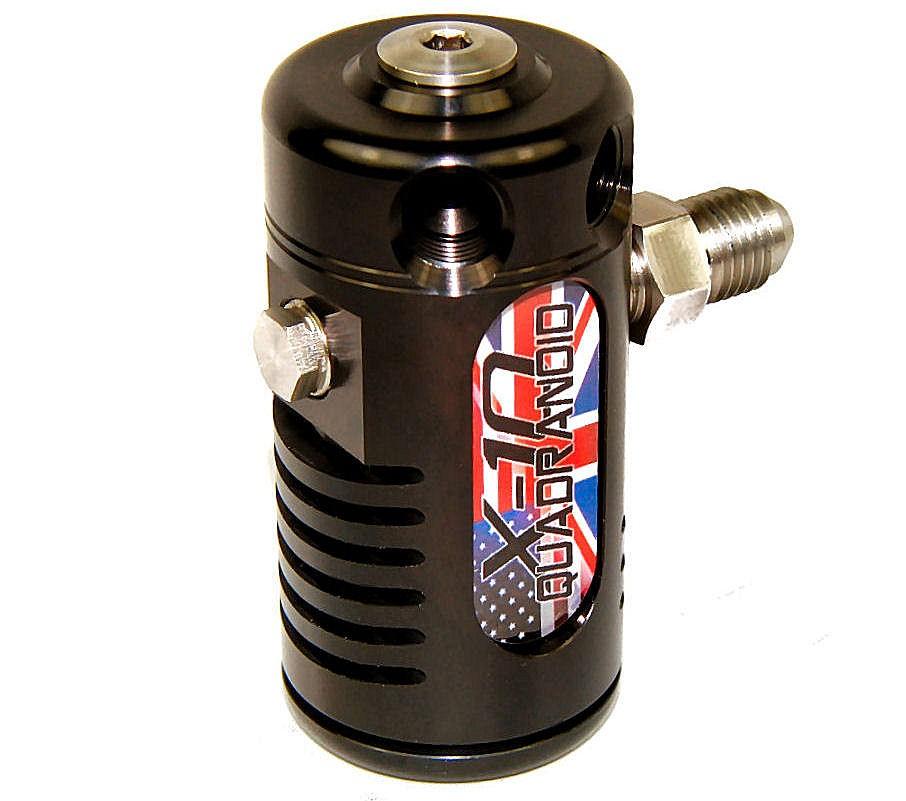 Nitrous Quadranoid 550 BHP