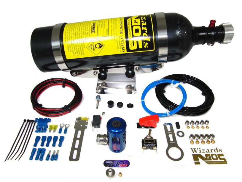 SB150D Diesel Car Nitrous Kit