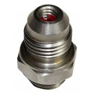 Race spec Safety Pressure Relief Valve with blowdown tube connection